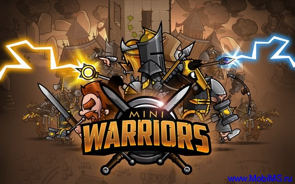 Игра Mini Warriors для Android