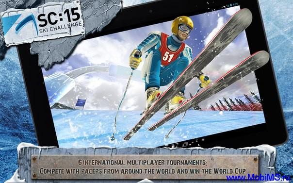 Игра Ski Challenge 15 для Android