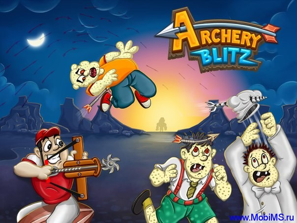 Игра Archery Blitz - Shoot Zombies для Android