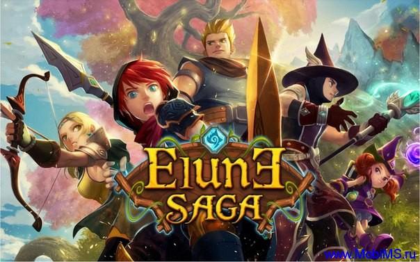 Игра Сага об Элюнах  для Android