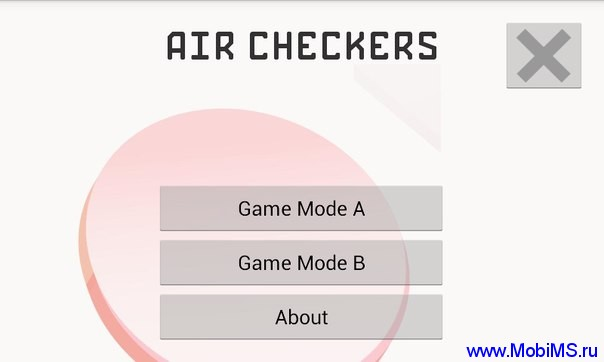 Игра Air Checkers  для Android