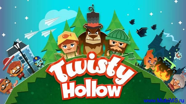 Игра Twisty Hollow для Android
