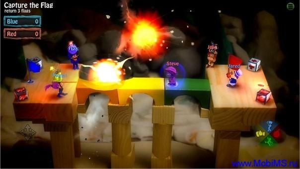 Игра BombSquad для Android