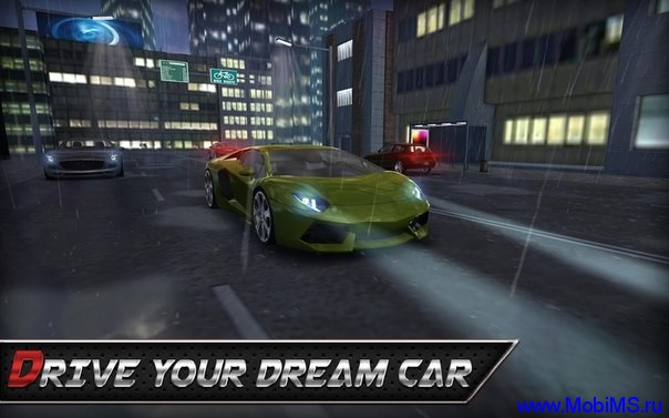 Игра Real Driving 3D для Android