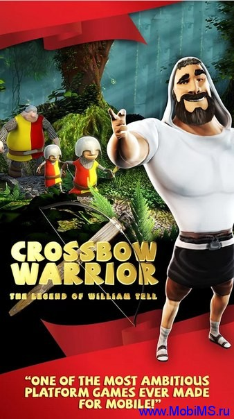 Игра Crossbow Warrior для Android