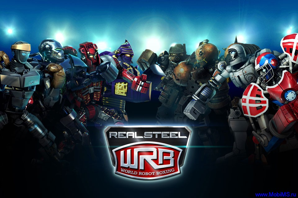 Игра Real Steel World Robot Boxing для Android