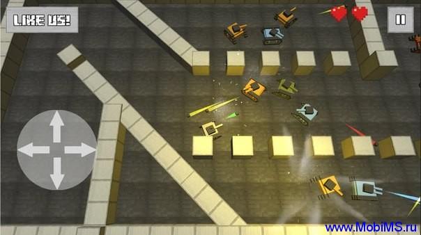 Игра Craft Tank +МОД много денег для Android