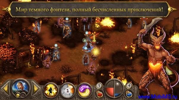 Игра Devlis & Demons для Android