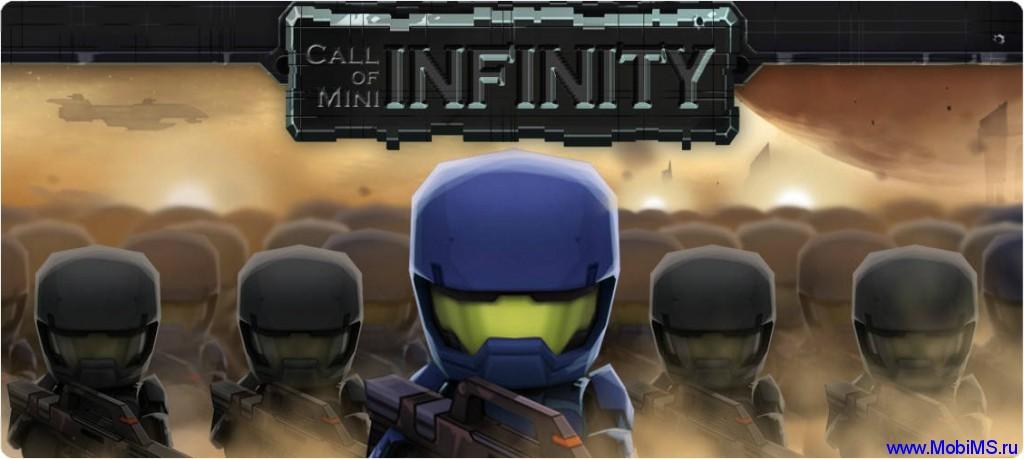 Игра Call of Mini - Infinity + МОД много денег для Android