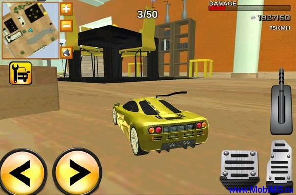 Игра Remote Control Mini Car Racer для Android