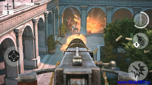 Игра Brothers in Arms 3 для Android