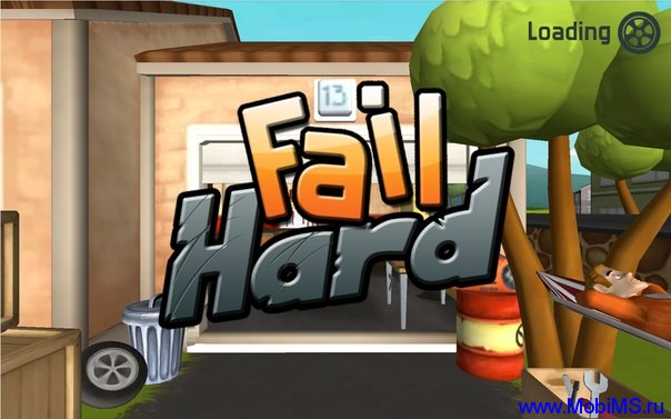 Игра Fail Hard + МОД много денег для Android