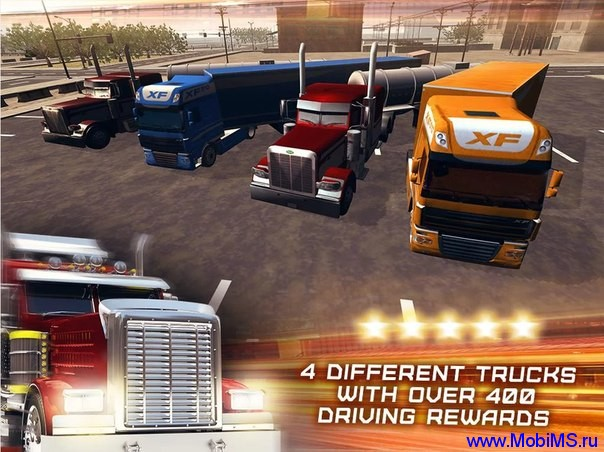 Игра Truck Parking Simulation 2014 для Android
