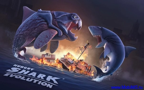 Игра Hungry Shark Evolution для Android