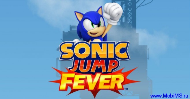 Игра Sonic Jump Fever для Android