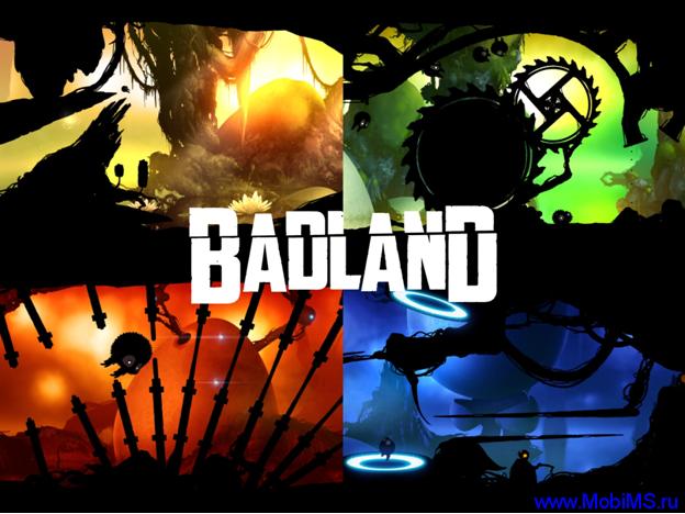 Игра BADLAND для Android