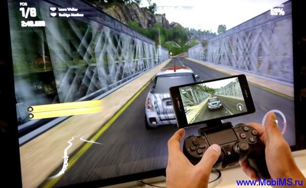 Приложение Sony PS4 Remote Play для Android