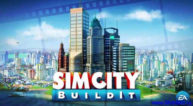 Игра SimCity BuildIt для Android