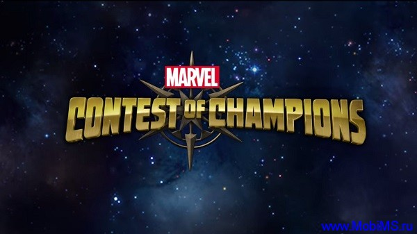 Игра Marvel: Contest of champions для Android