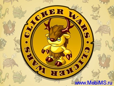 Игра Clicker Wars для Android