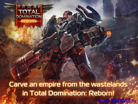 Игра Правила Войны – Возрождение / Total Domination - Reborn для Android