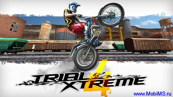 Игра Trial Xtreme 4 для Android