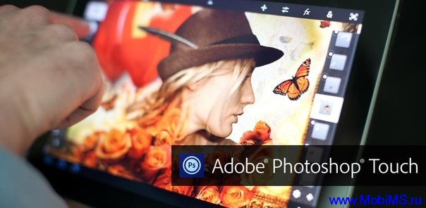 Приложение Adobe Photoshop Touch + Phone для Android