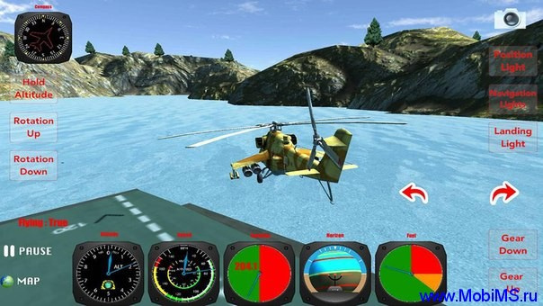 Игра X Helicopter HD для Android