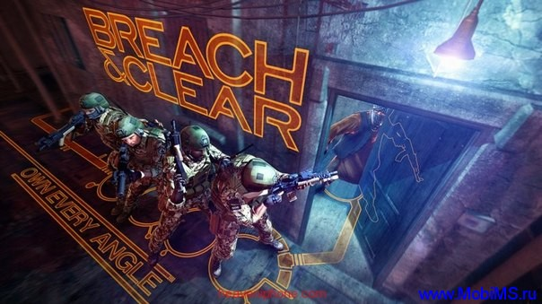 Игра Breach & Clear для Android