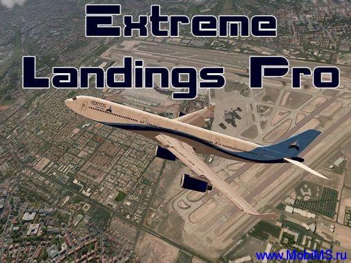 Игра Extreme Landings Pro для Android