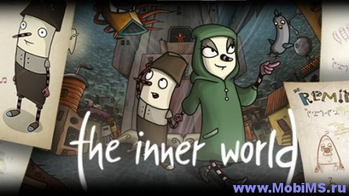 Игра The Inner World на русском языке для Android
