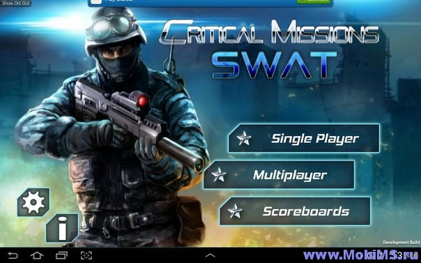 Игра Critical Missions: SWAT для Android