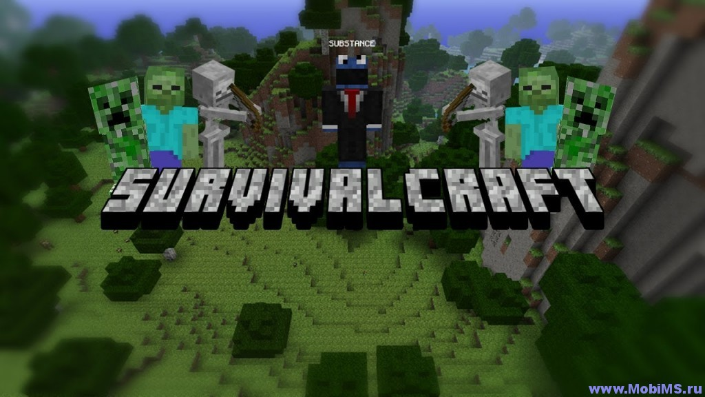 Игра Survivalcraft для Android