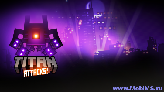 Игра Titan Attacks для Android