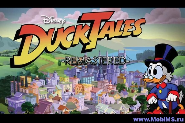Игра Утиные истории (Duck Tales Remastered) для Android
