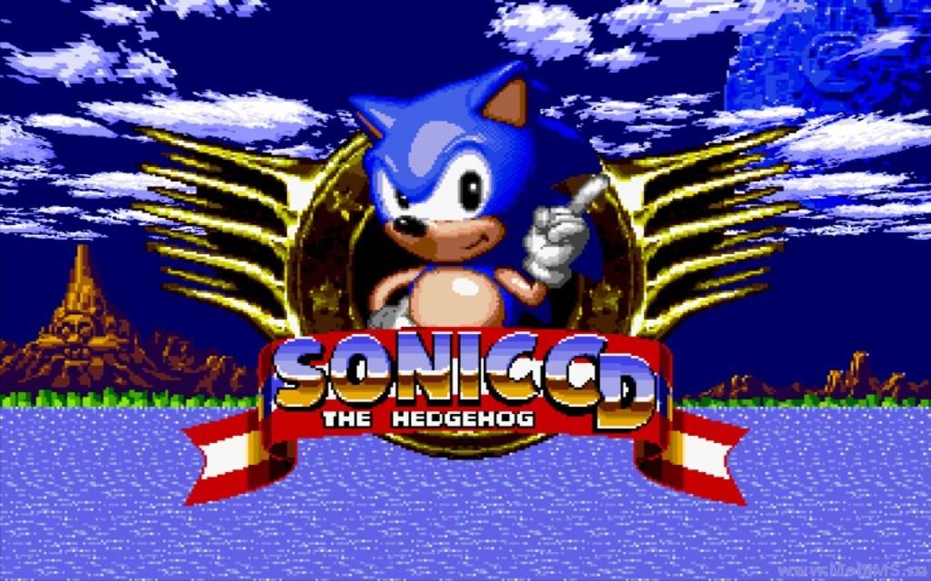 Игра Sonic CD + Мод для Android