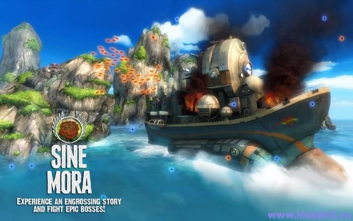 Игра Sine Mora + Мод все открыто для Android