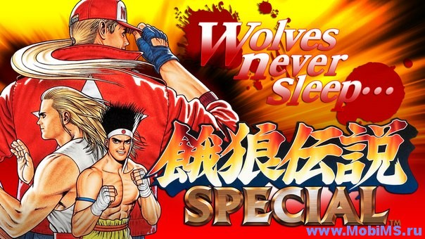 Игра FATAL FURY SPECIAL для Android