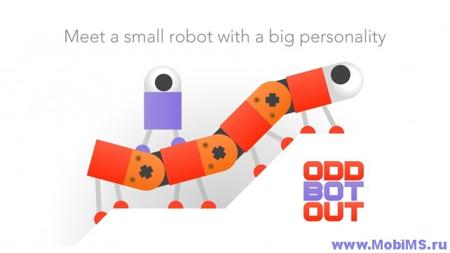Игра Odd Bot Out для Android