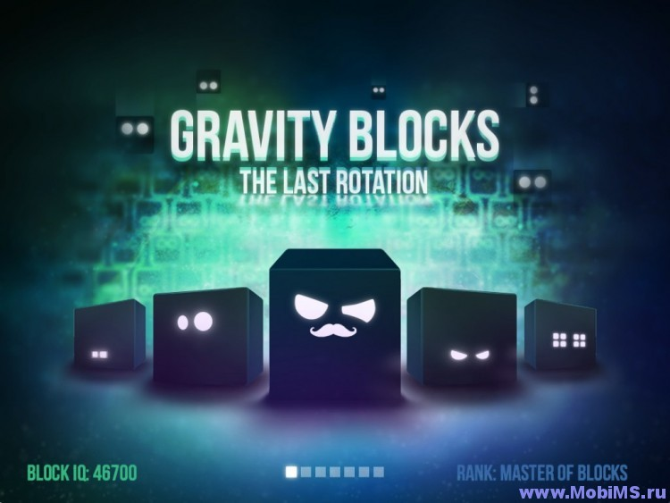 Игра Gravity Blocks X для Android