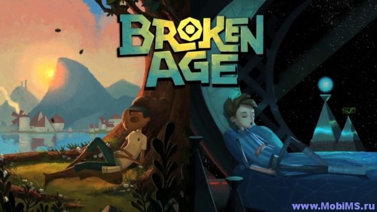 Игра Broken Age для Android