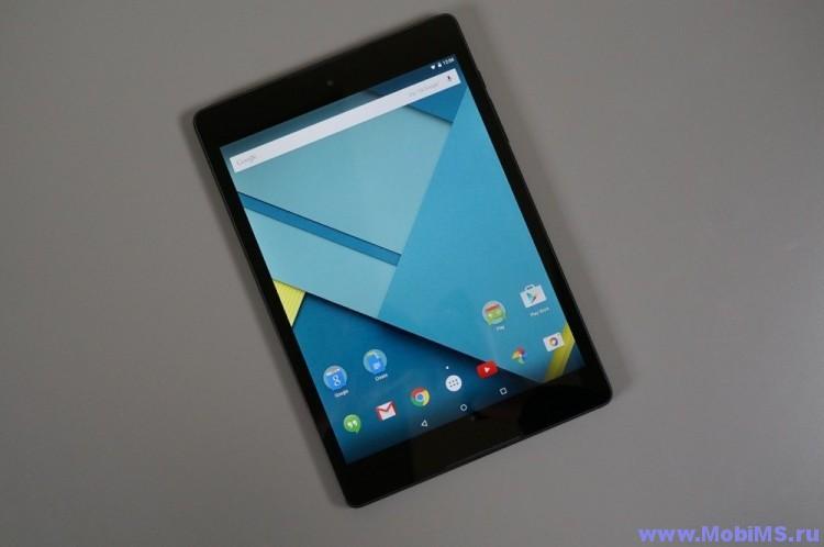 Доступны образы Android 5.0.2 для Nexus 9 [Wi-Fi/LTE]