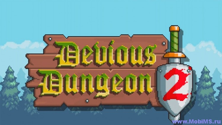 Игра Devious Dungeon 2 для Android