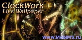 Живые обои ClockWork Live Wallpaper для Android