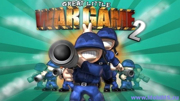 Игра Great Little War Game 2 для Android