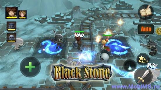Игра Black Stone для Android