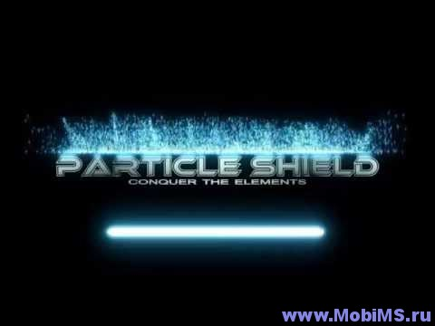 Игра Particle Shield для Android