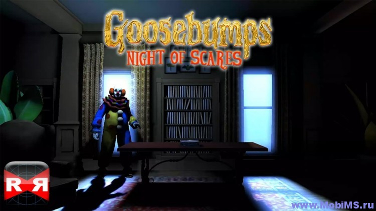 Игра Goosebumps Night of Scares для Android