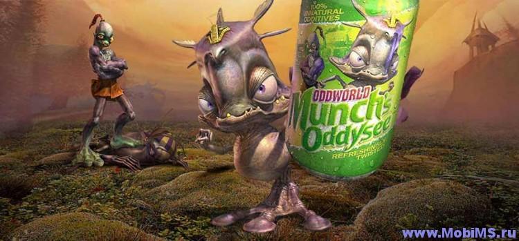 Игра Oddworld: Munch's Oddysee для Android