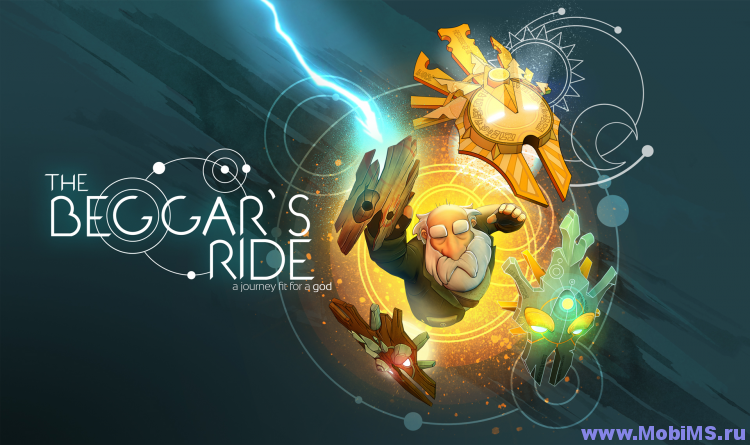 Игра The Beggar's Ride для Android